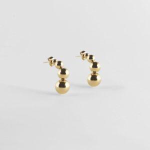 Zag Bijoux - Earrings Balls 2