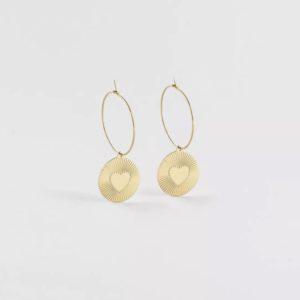 Zag Bijoux - Earrings Heart 2