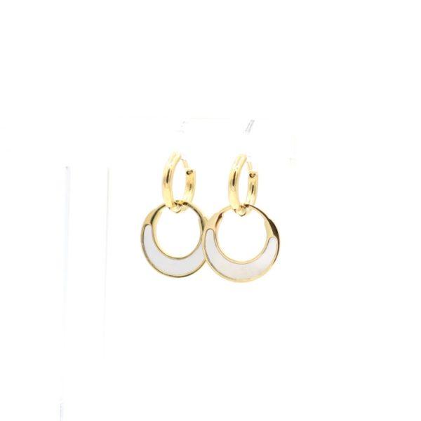 Zag Bijoux - Earrings MOP 2