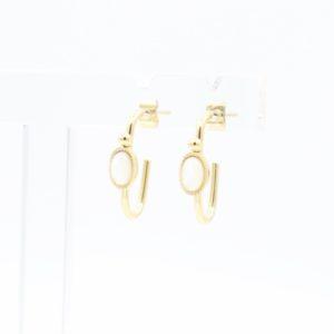Zag Bijoux - Earrings MOP