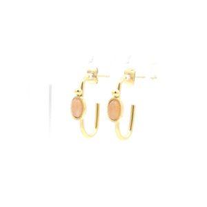 Zag Bijoux - Earrings Sunstone