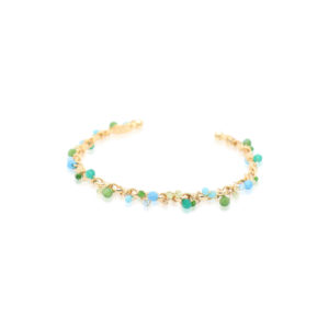 Gas Bijoux armband goud 01