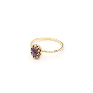 Gem Kingdom - Lizzy Ring GP Garnet 02