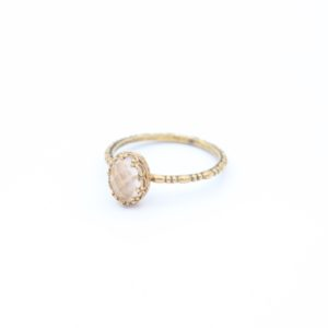 Gem Kingdom - Lizzy Ring GP Rosequartz 02