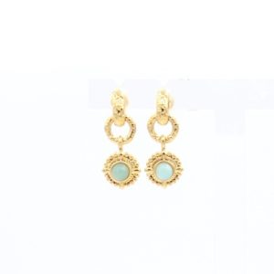 ZAG Bijoux - Earrings Amazonite
