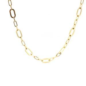 Zag Bijoux - Necklace GP Chain cu