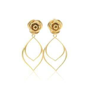 Callysta's Findings - Earrings Flowers