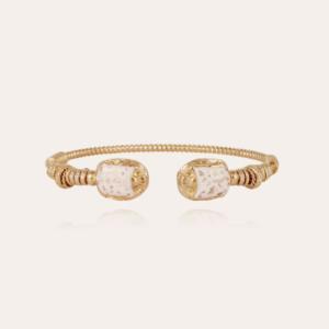 Gas Bijoux - Bracelet Duality White