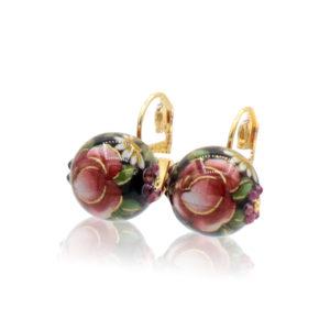 Gas Bijoux - Earrings Mini Boule Chinois 2