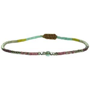 LeJu London - Bracelet B1L02 Aquamarine