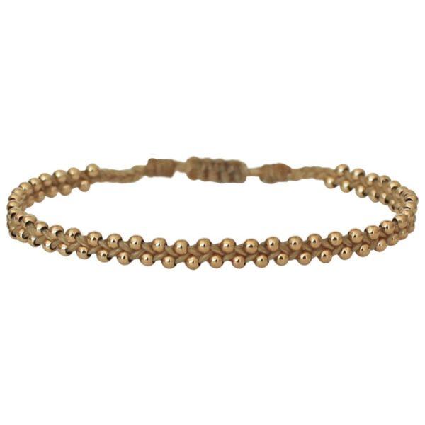LeJu London - Bracelet Trenza 01
