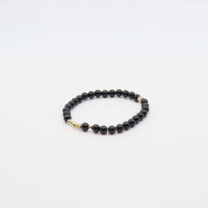 Zag Bijoux - Black Bracelet