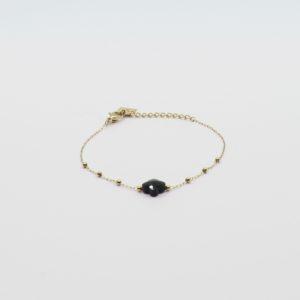 Zag Bijoux - Bracelet Black Clover