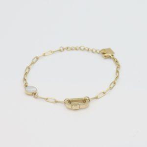 Zag Bijoux - Bracelet Chain Mop dot