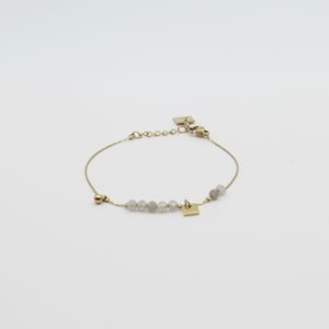 Zag Bijoux - Bracelet Labradorite