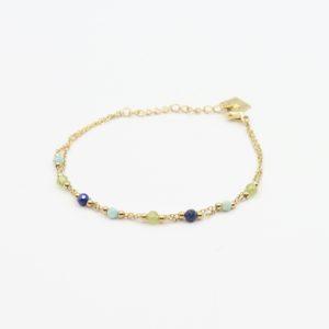 Zag Bijoux - Bracelet Multi Blue