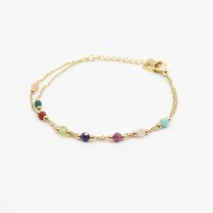 Zag Bijoux - Bracelet Multi Stones