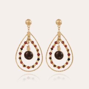 Gas Bijoux - Earrings Aurore Mini
