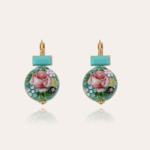 Gas Bijoux - Earrings Boule Chinoise