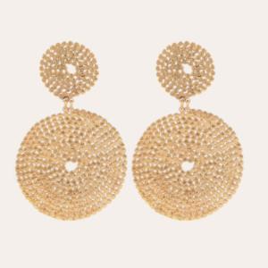 Gas Bijoux - Earrings Onde Lucky