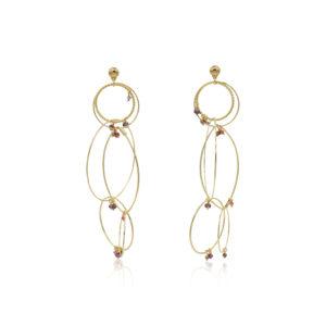 Gas Bijoux - Earrings Torsade