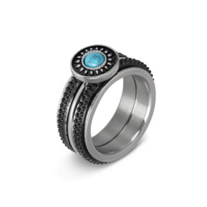 Ixxxi - Complete Boho Ring 001