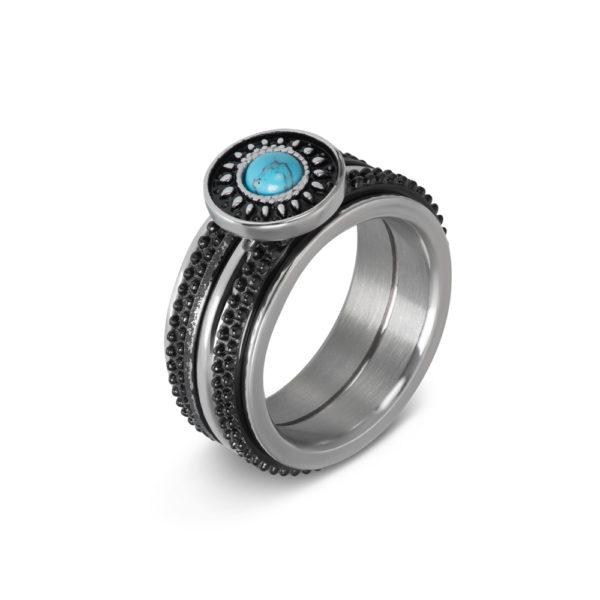 Ixxxi - Complete Boho Ring 001