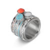 Ixxxi - Complete Boho Ring 002