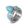 Ixxxi - Complete Boho Ring 004