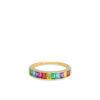 Swing Jewels - 14ct Ring Entourage Rainbow RMDC01-2130-07