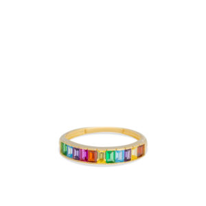 Swing Jewels - 14ct Ring Entourage Rainbow RMDC01-2130-07