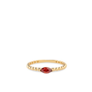 Swing Jewels - 14ct Ring Happiness Red RDD01-2859-03