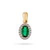 Swing Jewels - Entourage Pendant 14ct Gold PMDC01-1854-03