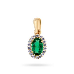 Swing Jewels - Entourage Pendant 14ct Gold PMDC01-1854-03