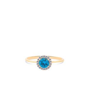 Swing Jewels - Entourage Ring Blue RMDC01-1848-02