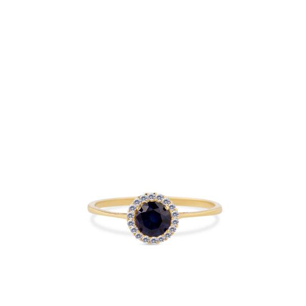 Swing Jewels - Entourage Ring Dark Blue RMDC01-1848-06