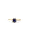 Swing Jewels - Entourage Ring Dark Blue RMDC01-1854-08-58