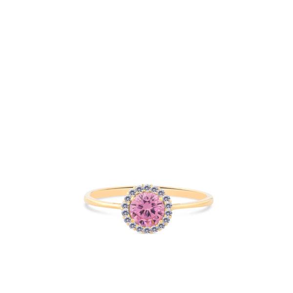 Swing Jewels - Entourage Ring Pink RMDC01-1848-13