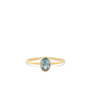 Swing Jewels - 14ct Ring Happiness Blue RDC01-4310-01