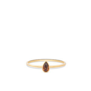 Swing Jewels - 14ct Ring Happiness Brown RDC01-4326-01