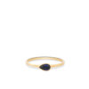 Swing Jewels - 14ct Ring Happiness Dark Blue RDC01-4323-03