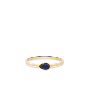 Swing Jewels - 14ct Ring Happiness Dark Blue RDC01-4323-03