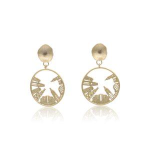 Callysta's Findings - Earrings City Girl