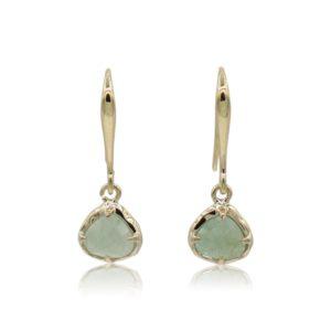 Callysta's Findings - Earrings Mini Mint