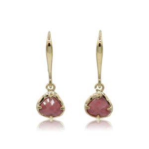 Callysta's Findings - Earrings Mini Pink