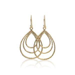 Callysta's Findings - Earrings Tripple Drops