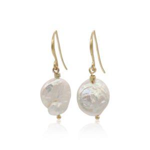 Callysta's Findings - Earrings Wild Pearls