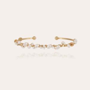 Gas Bijoux - Bracelet Calliope Pearls