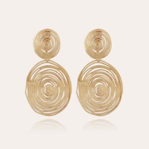 Gas Bijoux - Earrings Wave Large