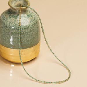 Une a Une - Collier Jaipur Amazonite